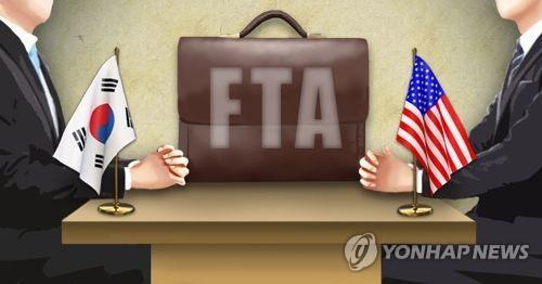 미국, 공정위 조사 문제 삼아 한미FTA 양자협의 첫 요청 /사진=연합뉴스