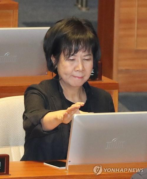 손혜원 의원 /사진=연합뉴스