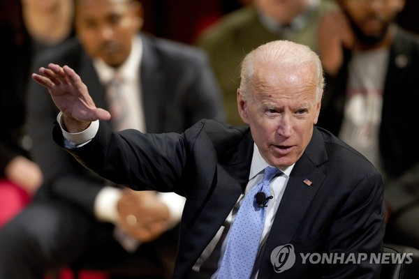조 바이든 전 미국 부통령 /사진=연합뉴스