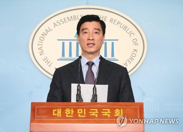 민주당 이해식 대변인 현안 브리핑 /사진=연합뉴스