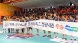 두산, SK 꺾고 핸드볼 코리아리그 정규리그 4연패 달성