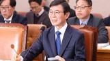 문성혁 청문회, '장남 특혜채용 의혹' 공방…문성혁