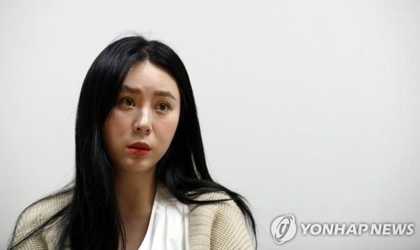 """윤지오 """"검찰 진상조사단, 과거 부실수사 사과했다"""""""