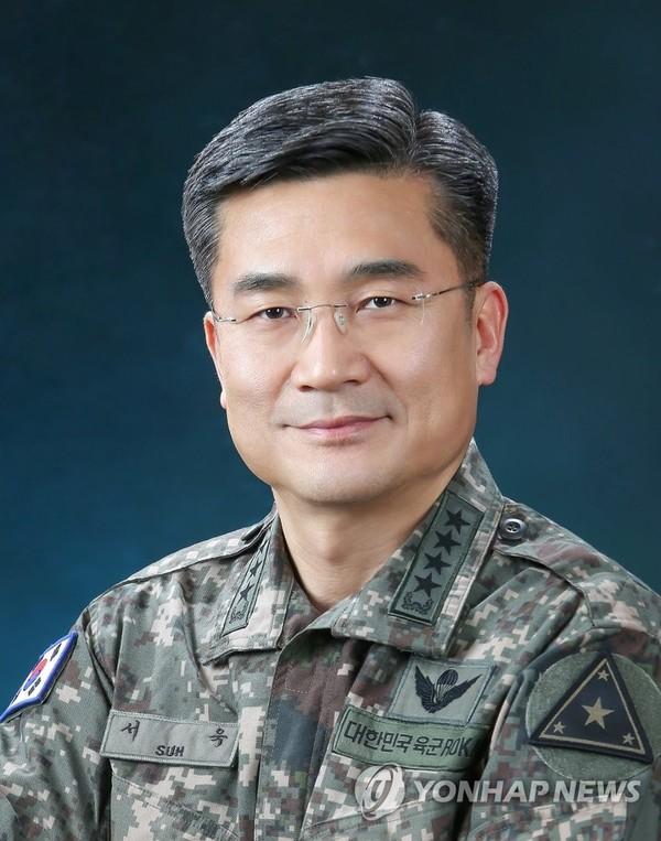 서욱 신임 육군총장 / 사진=육군 제공