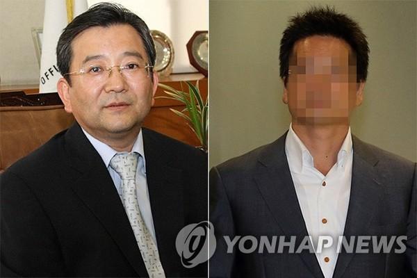 김학의 전 차관 '성접대 의혹' /사진=연합뉴스