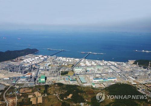 한화토탈 대산공장 전경 /사진=연합뉴스