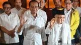 인도네시아 조코위 대통령 55.5% 득표로 연임 성공…야권, 부정선거 주장