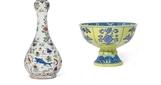 미국 시카고 미술관, 중국 명청시대 도자기 대량 방출