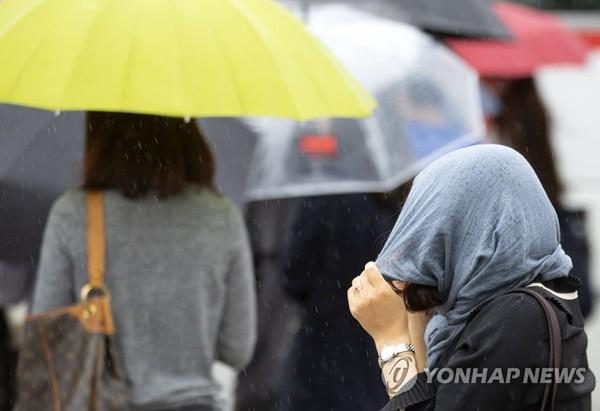 비를 피하는 방법 /사진=연합뉴스