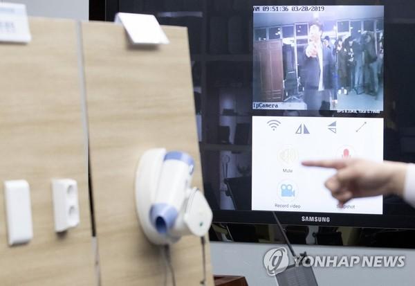 모텔 투숙객 1천600여명 '몰카' 찍혔다…인터넷에 생중계/사진=연합뉴스