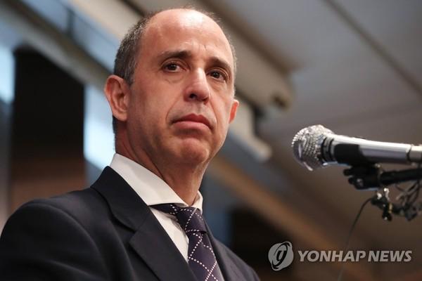 유엔특별보고관 방한 기자회견 / 사진=연합뉴스