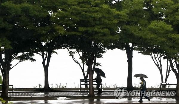 비오는 거리 / 사진=연합뉴스