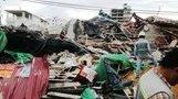'캄보디아 건물붕괴' 사망자 24명으로 늘어…10여명 매몰 가능성