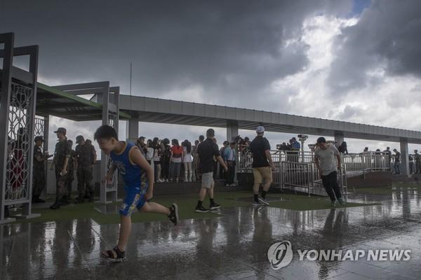 DMZ 소나기 /사진=연합뉴스