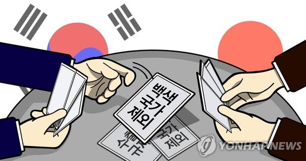 한국, 일본조치에 맞대응 '백색국가 제외 카드' /사진=연합뉴스