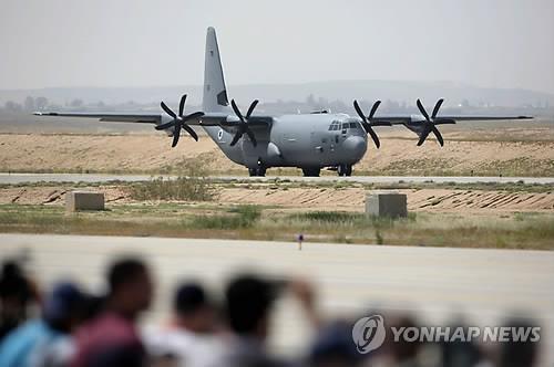 C-130 허큘리스 수송기(자료사진) /사진=연합뉴스
