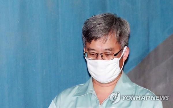 '드루킹' 김동원씨 / 사진=연합뉴스
