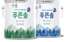 강남제비스코, 프리미엄 친환경 수성페인트 브랜드 `푸른솔`...
