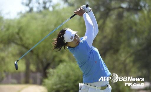 전인지는 20일(한국시간) 미국 애리조나 피닉스 와일드파이어 골프 클럽(파72/6679야드)에서 열린 LPGA 투어 뱅크 오브 호프 파운더스컵에서 준우승을 거뒀다. 사진(美 피닉스...