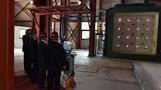 화재보험협회, 내화시험용 수직가열로 준공식