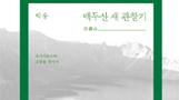 [출판] 백두산 새 관찰기