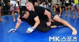 케인 벨라스케즈 `UFC 챔프의 고난도 기술` [MK포토]