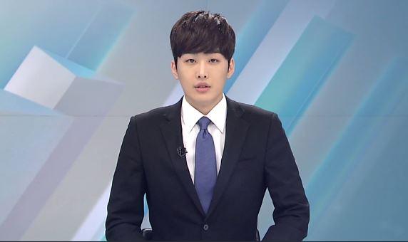 조정식 아나운서. 사진  SBS 방송화면캡처