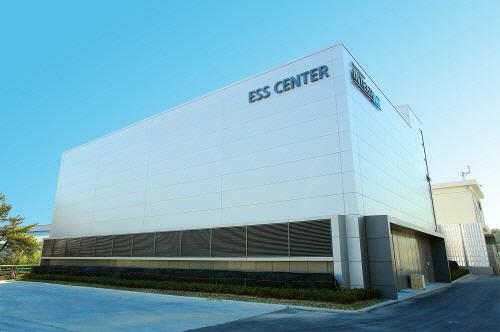 현대중공업, `세계 최대` 51.5MWh 규모 ESS 센터 가동
