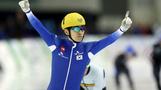 이승훈, 월드컵 4차 대회 5000m 11위에 그쳐