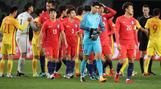 한국 남자 축구대표팀 오늘 오후 남북대결…첫 승 도전
