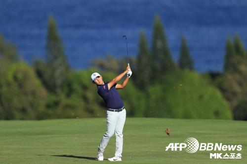 김시우가 PGA 투어 새해 첫 대회인 센트리 토너먼트 오브 챔피언스에서 10위를 기록했다. 사진=AFPBBNEWS=News1