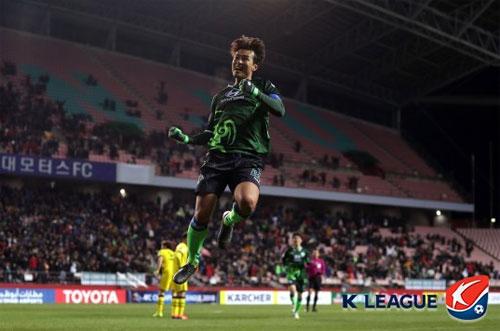 이동국은 13일 현재 AFC 챔피언스리그 통산 34골로 1위에 올라있다. 사진=한국프로축구연맹 제공