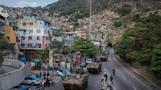 브라질 테메르, 치안 불안한 리우에 군병력 투입