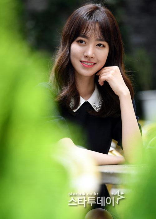 진세연은 '대군'에서 함께한 주상욱, 윤시윤에 대해 칭찬을 아끼지 않았다. 사진|유용석 기자