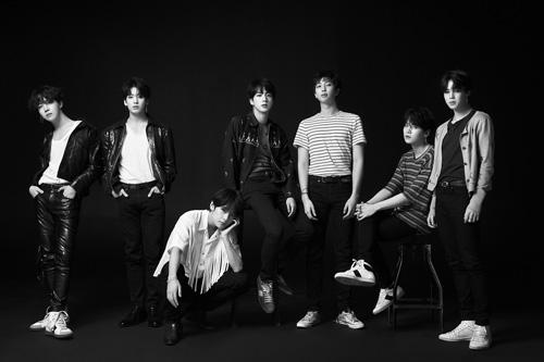 방탄소년단, 미국서 가장 많이 판매된 피지컬 앨범 보유 사진=빅히트엔터테인먼트