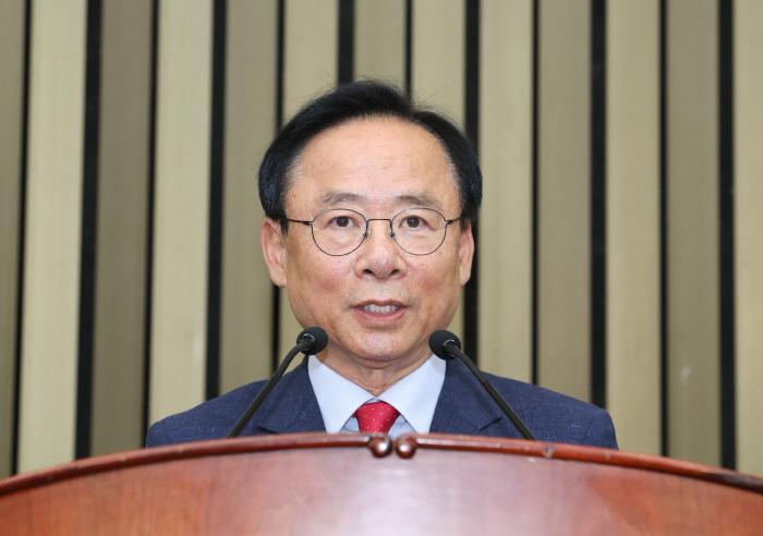 이주영 자유한국당 의원 [사진제공 = 연합뉴스]