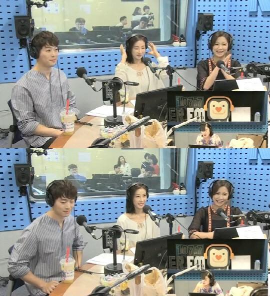 `최파타` 김재원, 한은정, 남상미. 사진| SBS 보이는 라디오