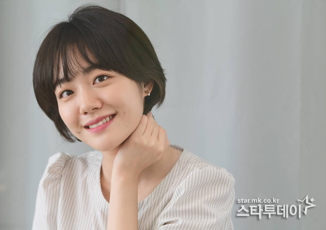 공포영화 `속닥속닥`으로 데뷔한 신예 소주연. 사진 강영국 기자