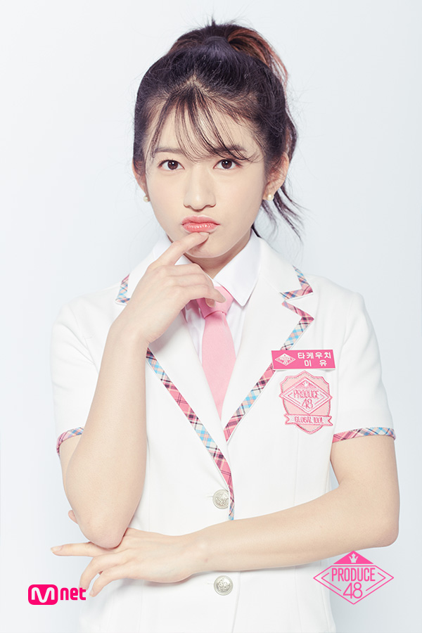 타케우치 미유. 사진제공 | Mnet