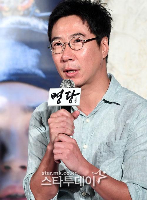 박희곤 감독. 사진 유용석 기자