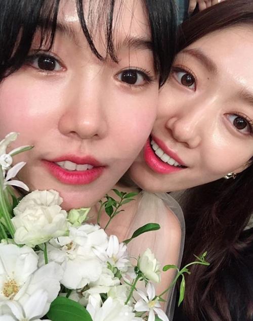 박신혜 로코베리 사진=박신혜인스타그램