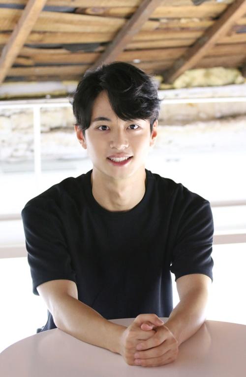 배우 서벽준이 최근 MBN스타와 인터뷰를 진행했다 사진=클로버컴퍼니