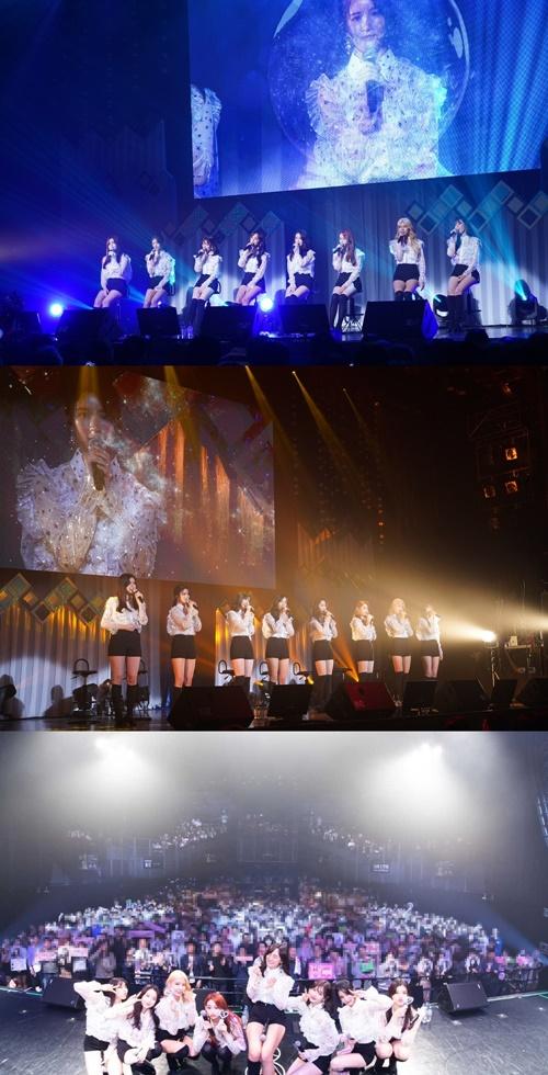 구구단, 데뷔 2년 만에 日 단독 쇼케이스 개최 사진=젤리피쉬엔터테인먼트