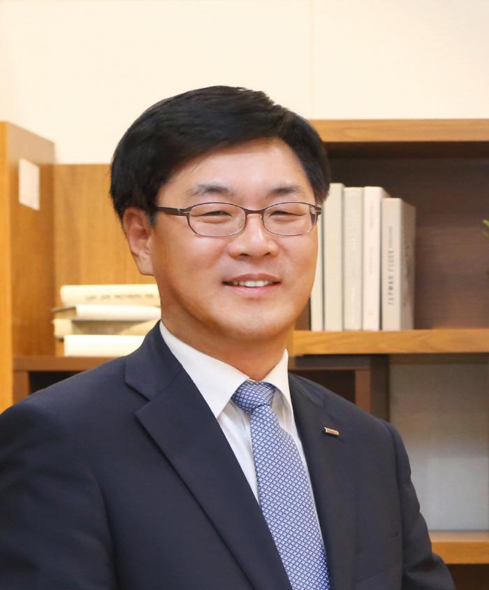 김회언 신임 공동대표 [사진 제공 = HDC신라면세점]