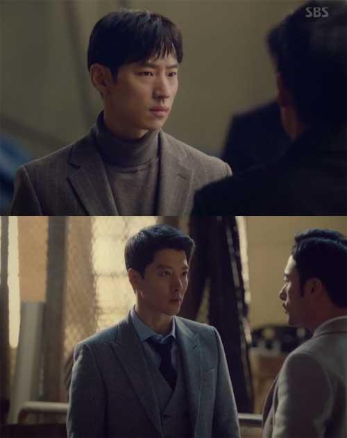 '여우각시별' 이제훈, 이동건, 윤주만 사진=SBS '여우각시별' 방송화면 캡처