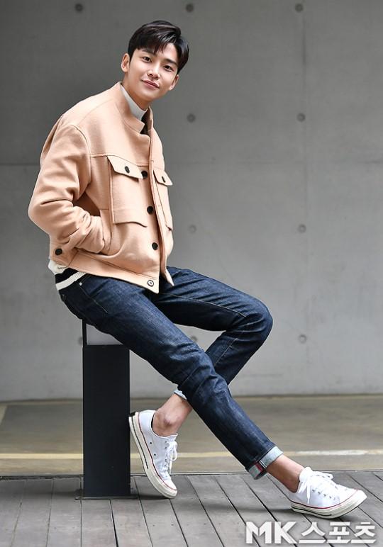 그룹 SF9 멤버 로운이 최근 MBN스타와 인터뷰에서 SBS '여우각시별'에 대해 말했다. 사진=MK스포츠 옥영화 기자