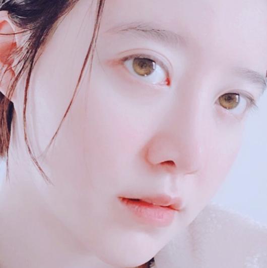 사진|구혜선 SNS 캡처