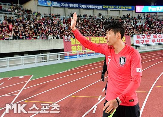 한국 바레인=MK스포츠 DB