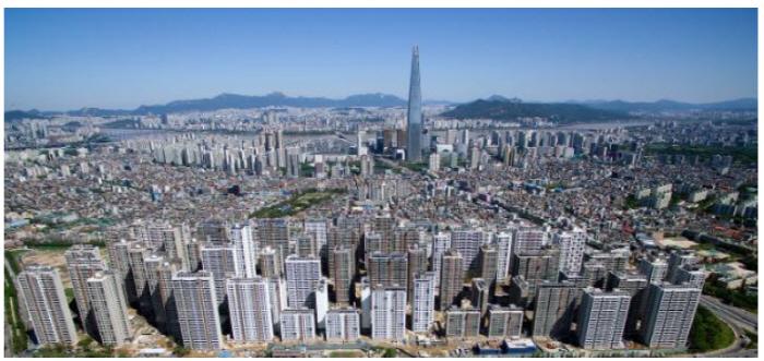 서울 송파구 모습 [사진 = 매경DB]