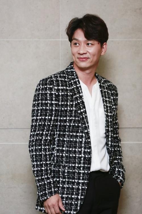 최근 영화 '배반의 장미'에 출연한 정상훈이 MBN스타와 인터뷰를 진행했다. 사진=태원엔터테인먼트